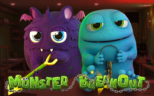 The Heroes of Monster Breakout Video Slot