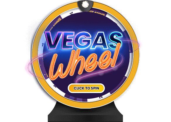 SPIN & WIN THE VEGAS WAY