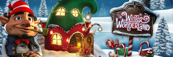 The Winter Wonderland Quest is on