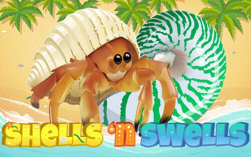 Seashell Joy with Shells n' Swells Video Slot