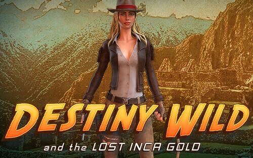 The Untamed World of Destiny Wild Video Slot